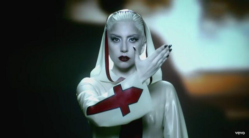 """Fotograma de """"Alejandro"""", el nuevo videoclip de Lady Gaga"""