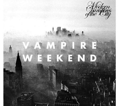Vampire Weekend - Modern Vampires of the City (2013)