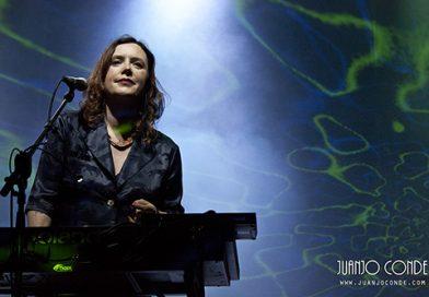 Slowdive + Dead Sea, Super Bock Under Fest, Auditorio Mar de Vigo, 10-03-18
