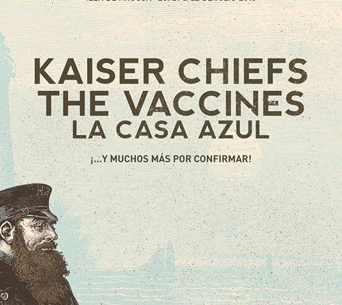 kaiser chiefs la casa azul atlantic fest