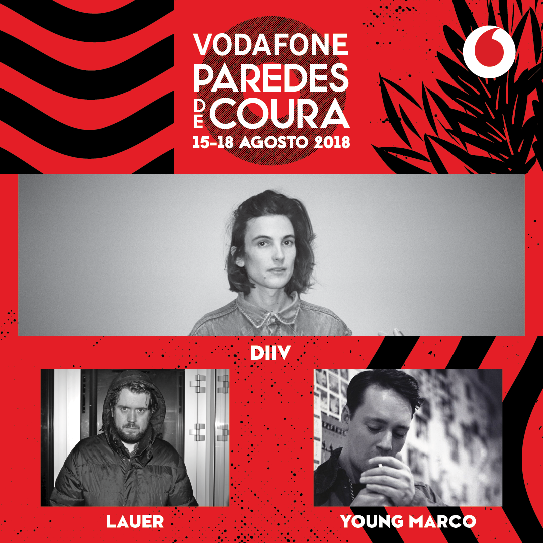 diiv lauer young marco paredes de coura festival 2018
