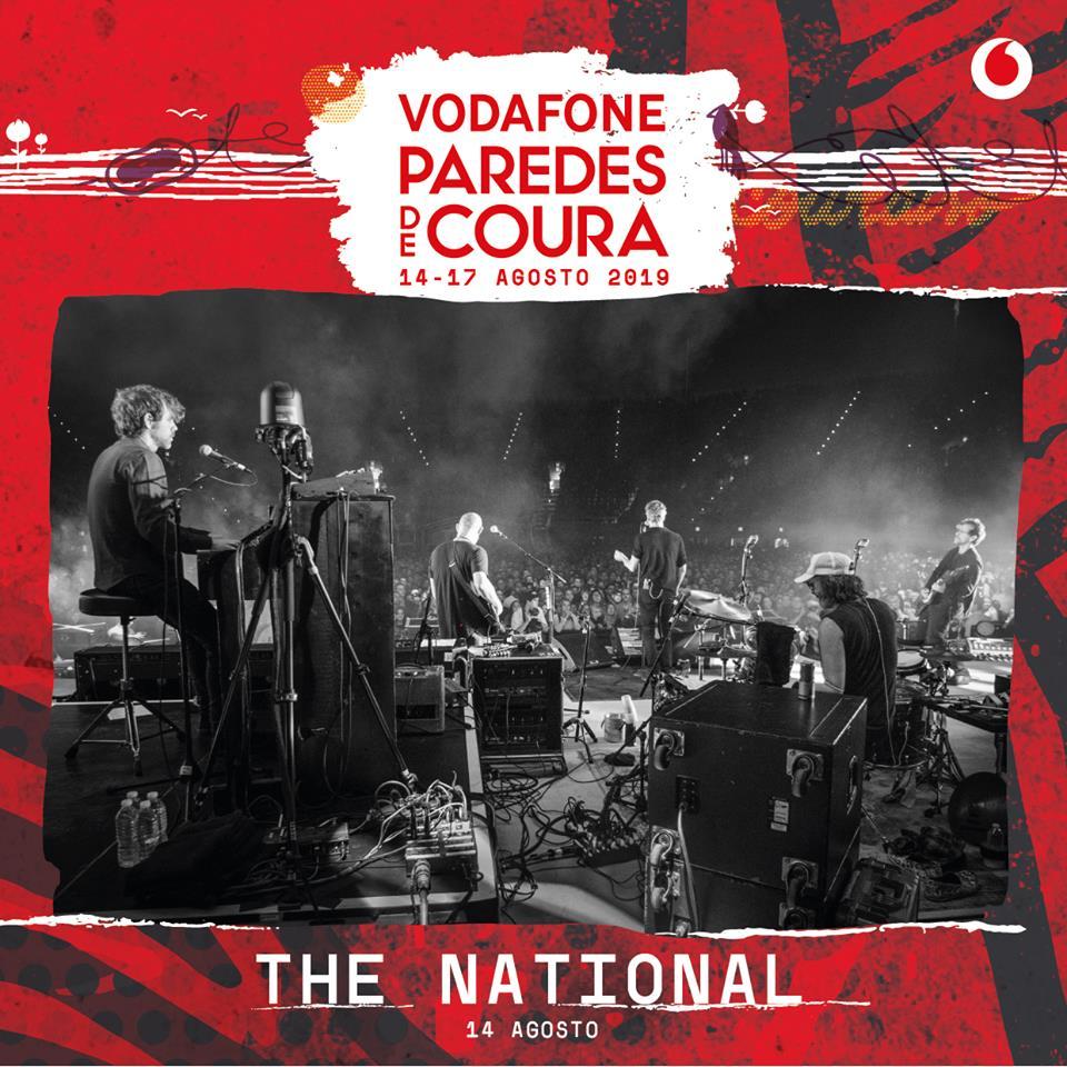 the national vodafone paredes de coura 2019