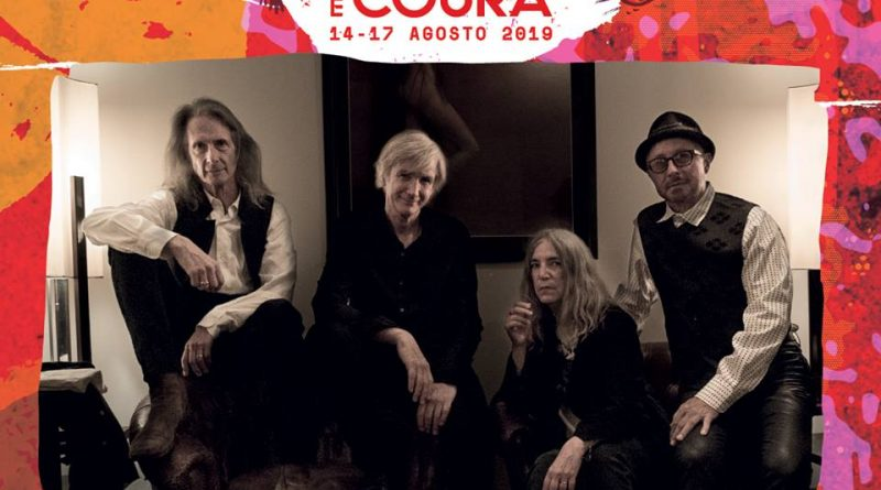 Patti Smith, otra leyenda que pisará Paredes de Coura en 2019