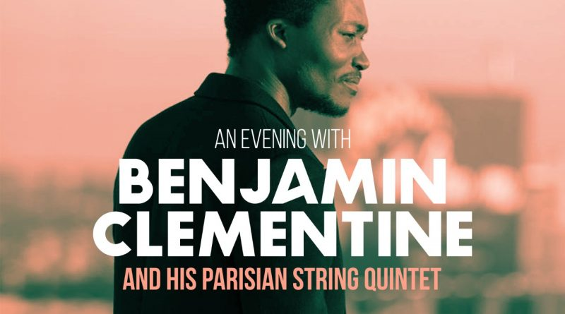 Benjamin Clementine vuelve a Galicia