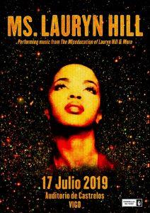 Lauryn Hill @ Auditorio de Castrelos, Vigo