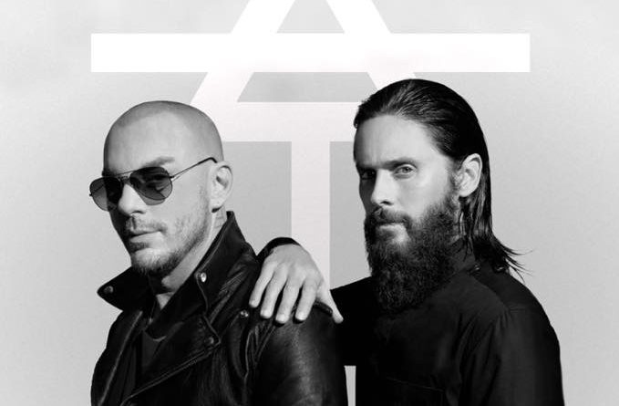 Thirty Seconds to Mars actuarán en Vigo en agosto