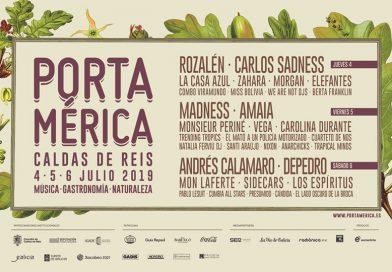 PortAmérica 2019 anuncia cartel por días y amplía recinto