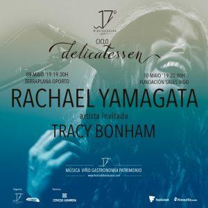 Rachael Yamagata (artista invitada Tracy Bonham) - 17º Ribeira Sacra Festival @ Fundación Sales