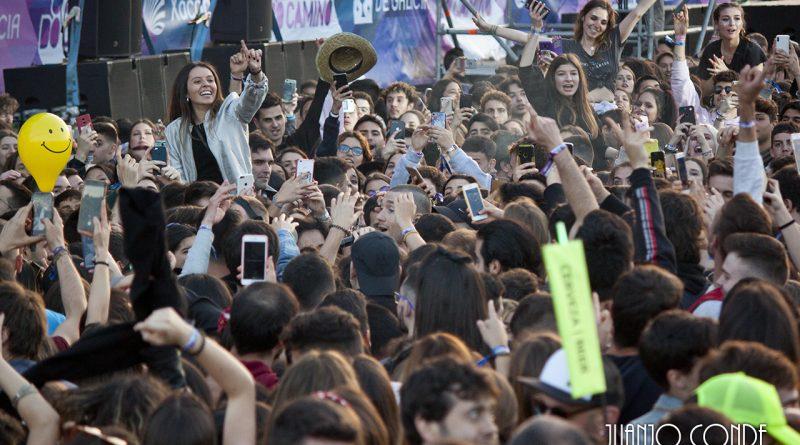 O Son do Camiño 2019 (jueves 13): la toma de la Bastilla