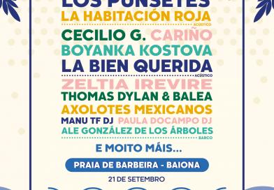 Barbeira Season Fest, el último festival del verano