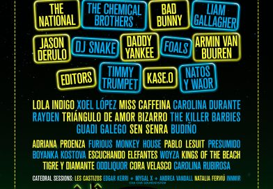 O Son do Camiño 2020 desvela su cartel completo: Foals, The National, Editors, The Chemical Brothers...