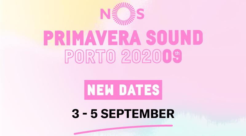 El NOS Primavera Sound se aplaza a septiembre