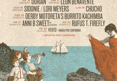 Salen a la venta las entradas para los conciertos del Atlantic Fest 2021